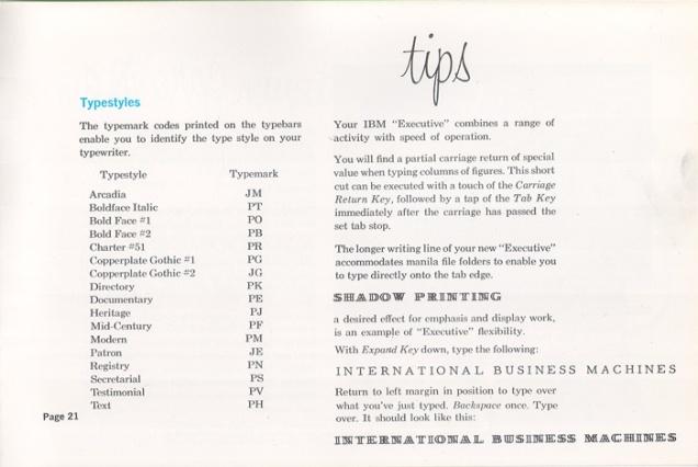 IBM Typestyles lores