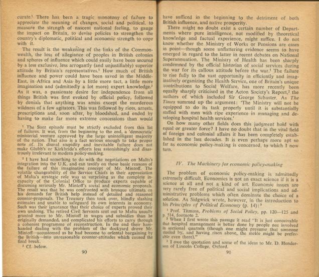 Establishment text lores